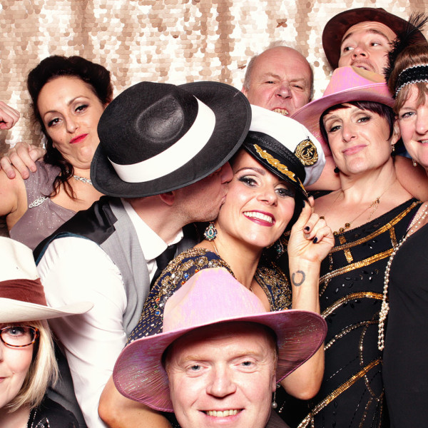 Crazy Christmas Party Photobooth